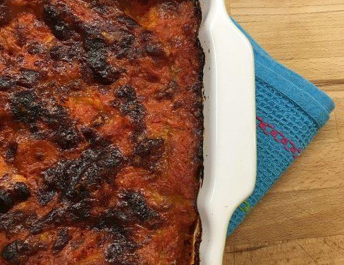 Pasta al forno velocissima ricetta facile