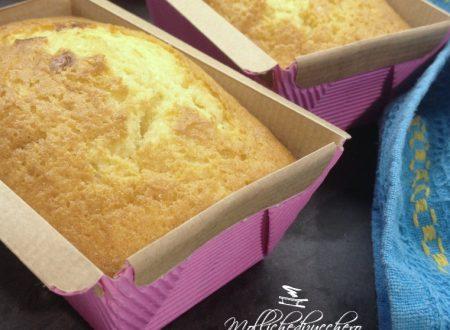 Mini plumcake con nutella ricetta veloce