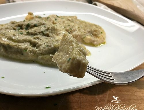 Pollo con crema di funghi ricetta veloce