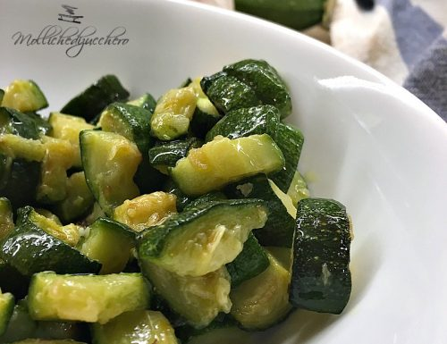 Zucchine veloci in padella – ricetta rapida