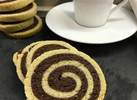 Biscotti girella ricetta facile per bambini (e non)