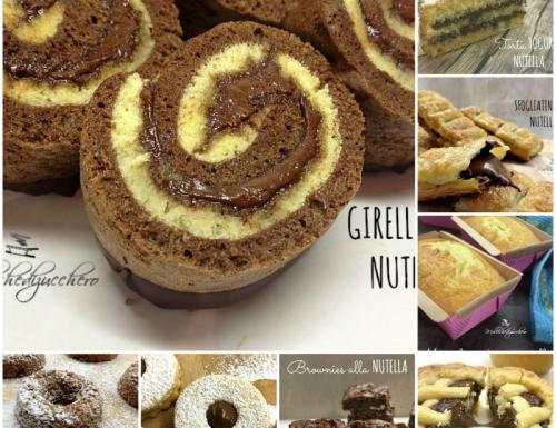 Dolci con la Nutella raccolta di ricette golose