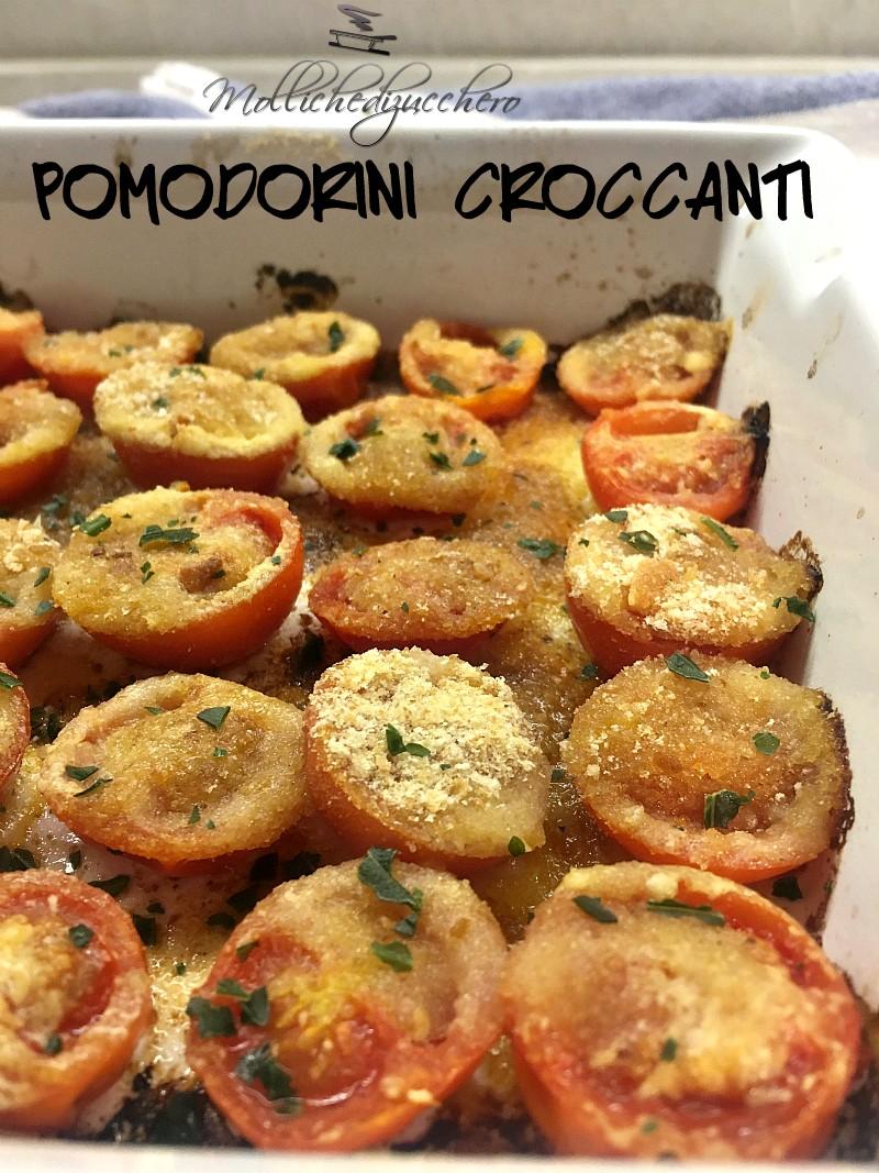 pomodorini croccanti