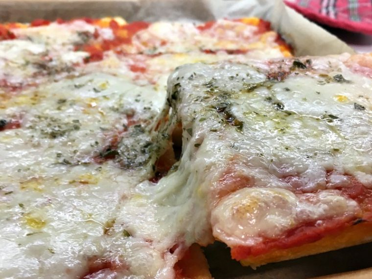 PIZZA DI PANE