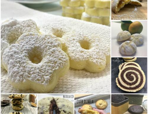 Raccolta di biscotti – 10 ricette di biscotti facili e veloci