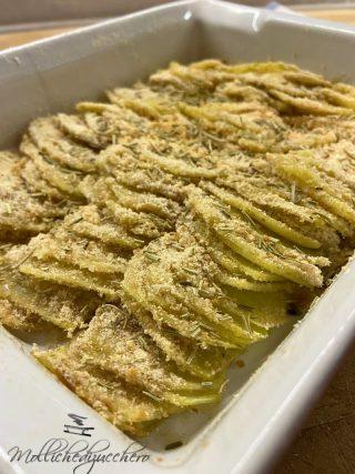 patate croccanti e dorate