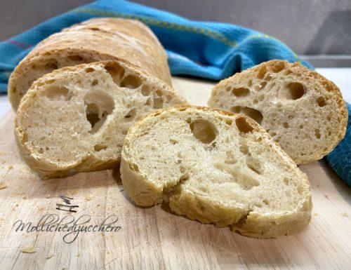 Pane croccante fatto in casa come farlo perfetto