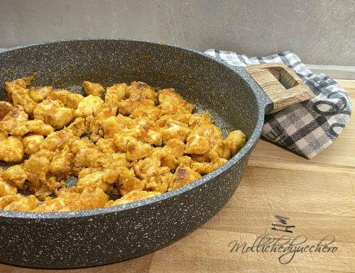 Bocconcini di pollo in padella ricetta veloce