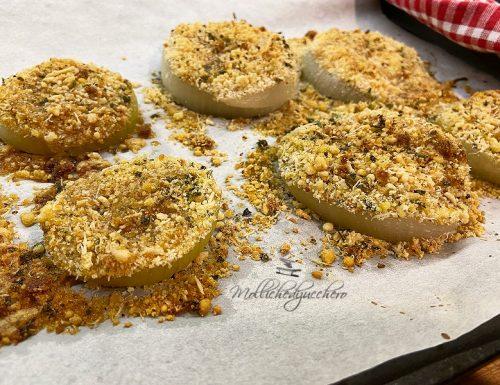 Cipolle gratinate al forno ricetta saporita