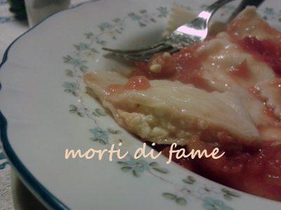 Ravioli sardi di zia Antonina, ricetta tradizionale