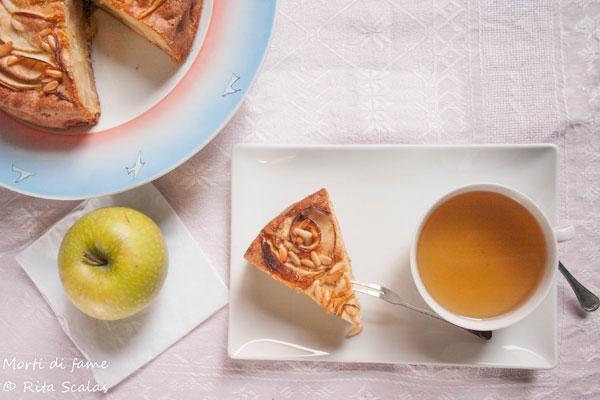 torta alle mele morti di fame