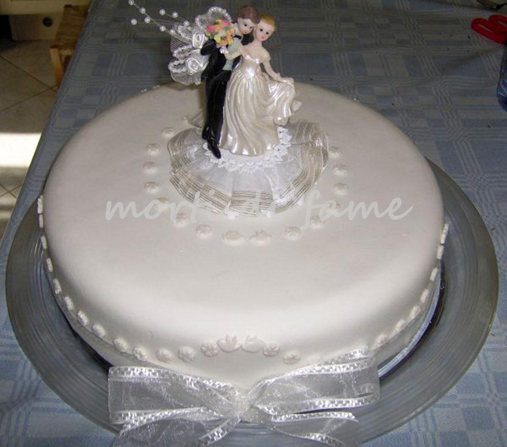torta nuziale ricette e procedimento
