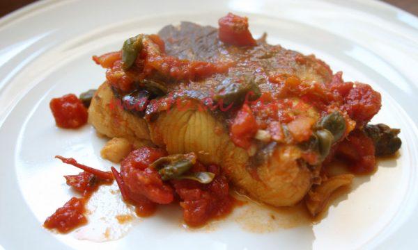 Verdesca al pomodoro ricetta semplice ed economica