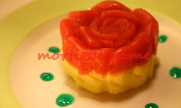 Rose per la festa della mamma, ricetta del cuore