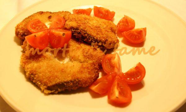 Verdesca impanata, ricetta veloce