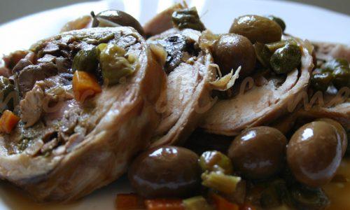 Rotolo di coniglio a succhittu, ricetta tradizionale rivisitata