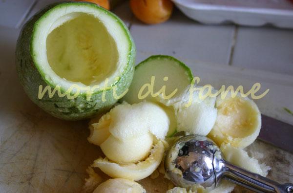 zucchine ripiene morti di fame