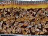 crostata con noci e fichi