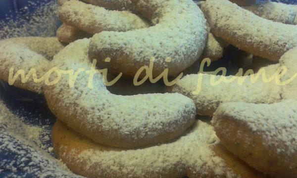 Chiffeletti di Cansado, ricetta biscotti del cuore