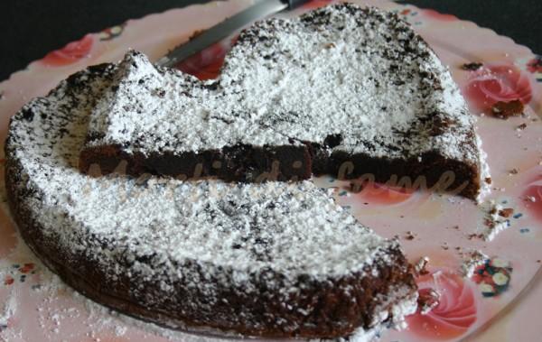 torta di nutella