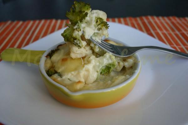 sformato di broccoli e formaggio