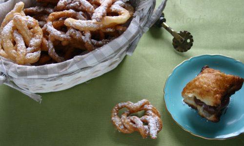 Frittelle croccanti dolci, ricetta semplice carnevale