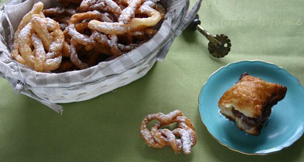 frittelle croccanti dolci carnevale morti di fame