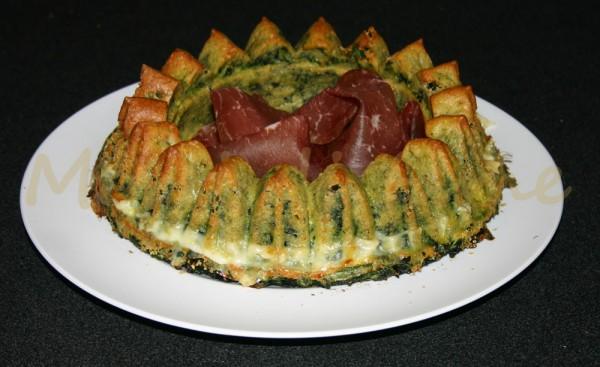 corona di spinaci filanti morti di fame
