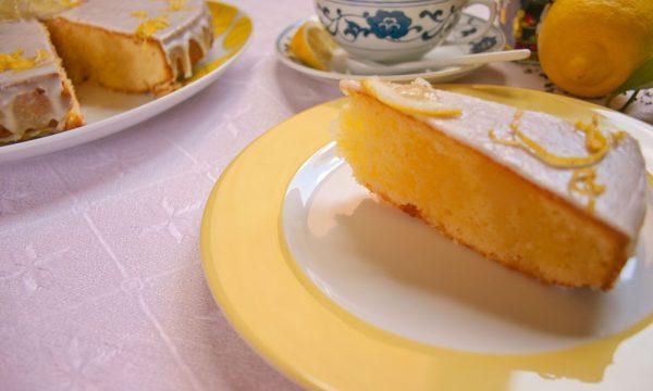 Torta al limone (Bettitorte), ricetta facile