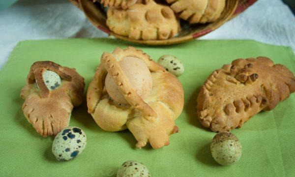 Coccoi cun s'ou, ricetta sarda di Pasqua