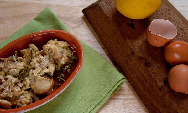 Pollo in fricassea, ricetta semplice