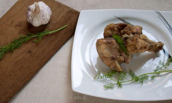 Pollo in porchetta, ricetta veloce