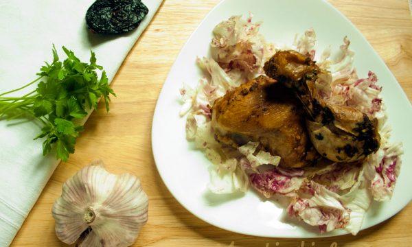 Pollo saporito, ricetta semplice e light