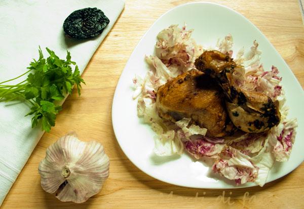 pollo saporito morti di fame