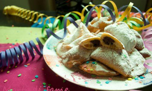 Le trecce di carnevale, ricetta tradizionale