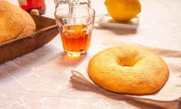 Ciambellini di Foiano 2, ricetta originale toscana