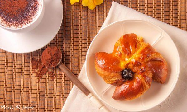 Croissant danesi, ricetta classica