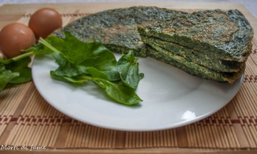Frittata di spinaci, ricetta veloce