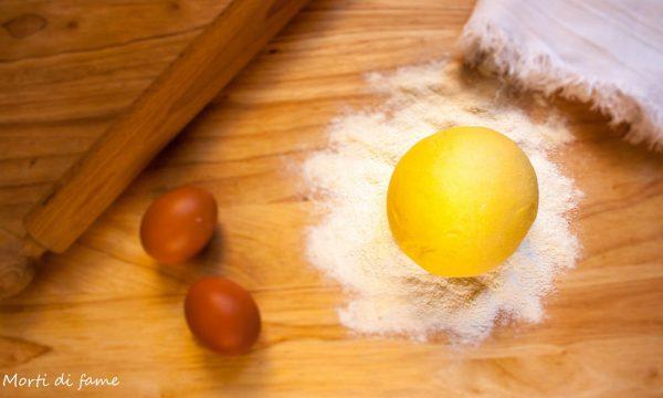 Pasta fresca all'uovo, ricetta base