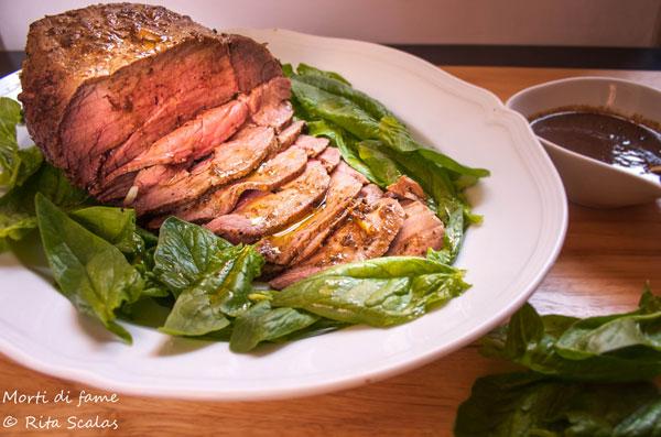 roast beef tre pepi morti di fame