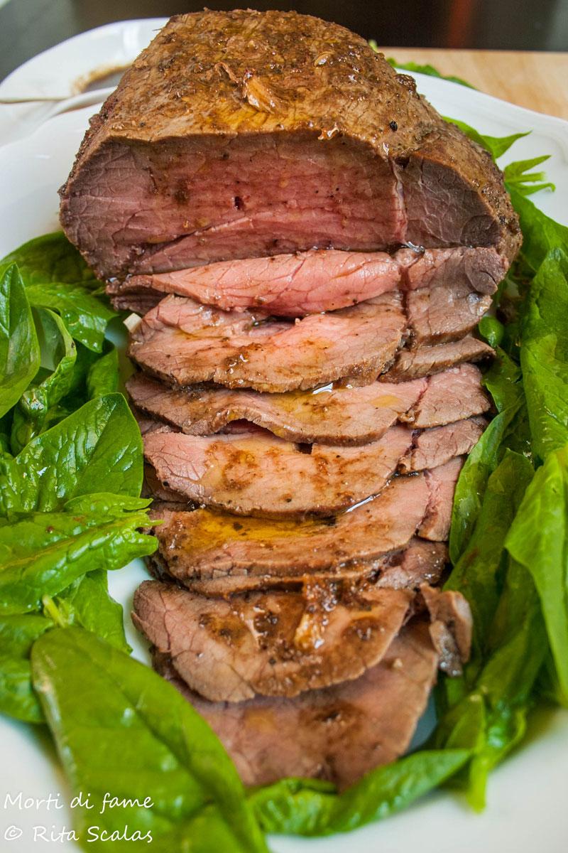 roast beef inglese morti di fame