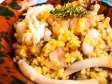 fregula sarda con pesce morti di fame