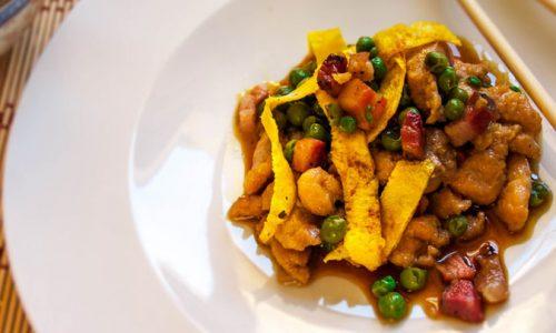 Pollo alla cantonese, ricetta facile