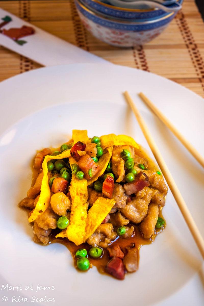 pollo alla cantonese morti di fame