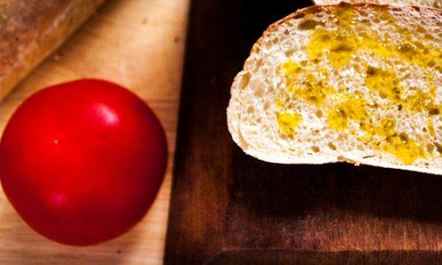 Pane con lievito madre e semola, ricetta base