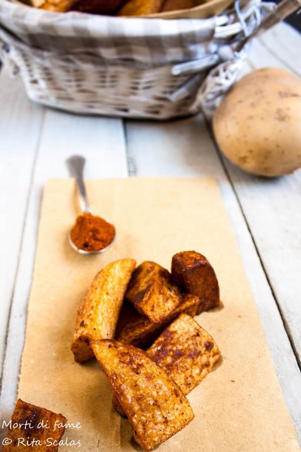 patate fritte alla paprika mcdonald morti di fame
