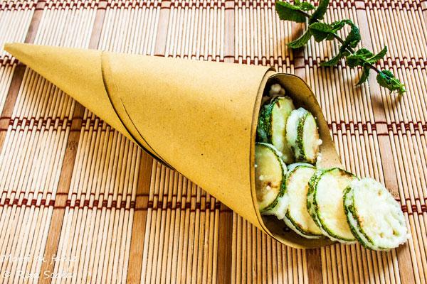 zucchine in pastella croccante morti di fame
