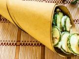 zucchine pastellate morti di fame