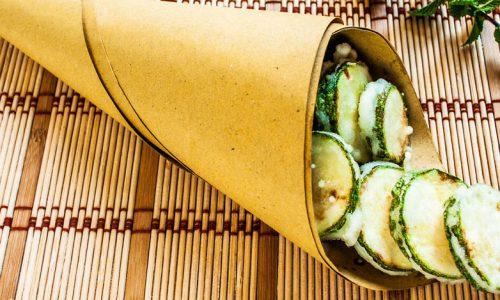 Zucchine in pastella croccante, ricetta facile