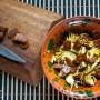 Carciofi e bottarga, ricetta sarda antipasto